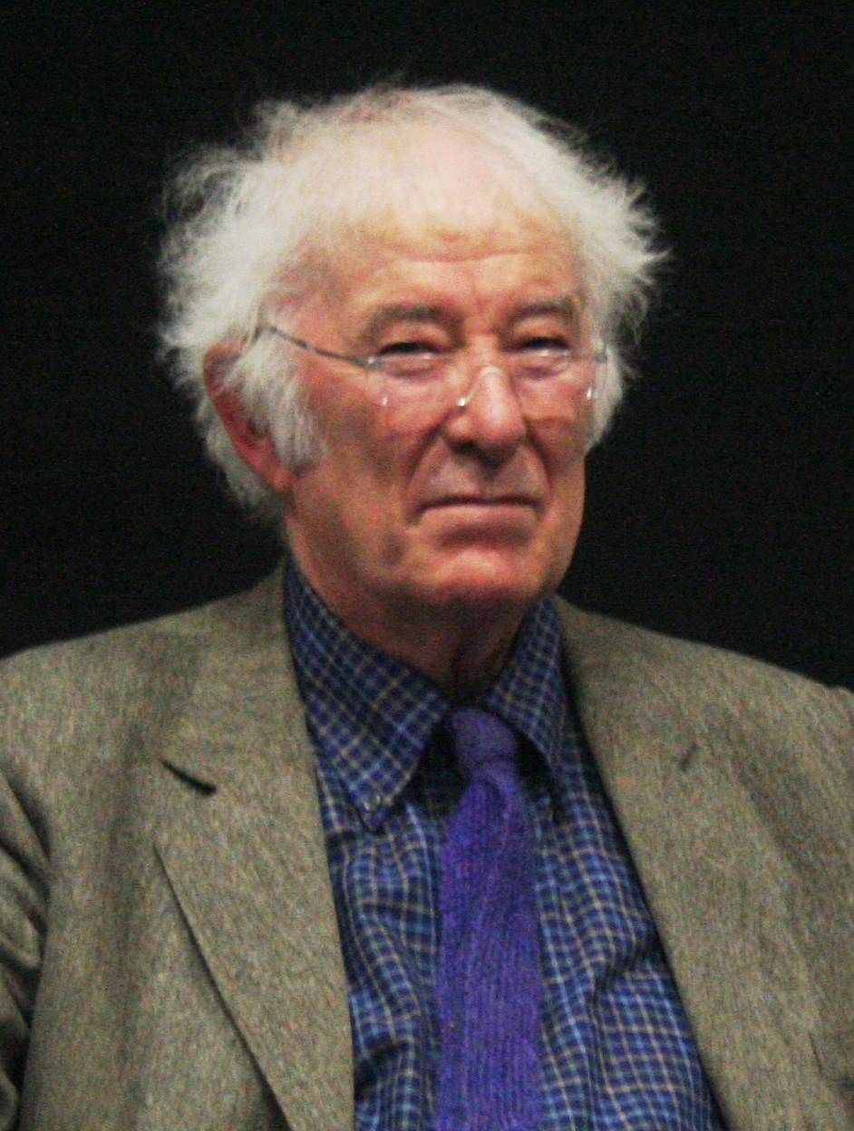the poetry of seamus heaney To english professor michael valdez moses, the late irish poet seamus heaney is the most important poet in the english language in the last centuryhe is one of the few poets able to combine political and personal poetry.
